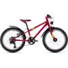 Cube Kid 200 Allroad - Vélo enfant - rose/rouge
